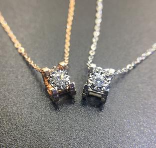钻石项链怎么清洗