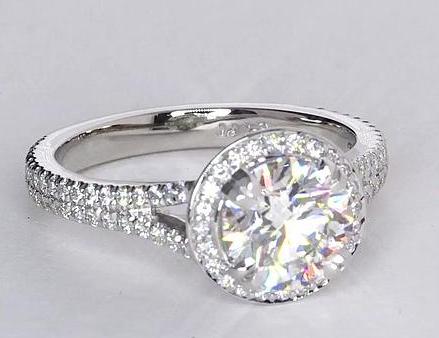 订婚戒指结婚戒指只要一个可以吗