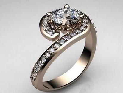 订婚戒指可以换成结婚戒指嘛