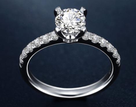 求婚戒指跟结婚戒指是两码事吗