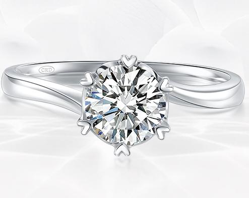 求婚戒指必须是钻戒吗