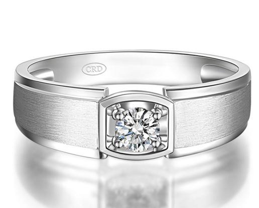 男士钻石戒指多少钱