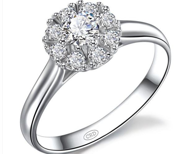 女士钻石戒指价格多少钱合适