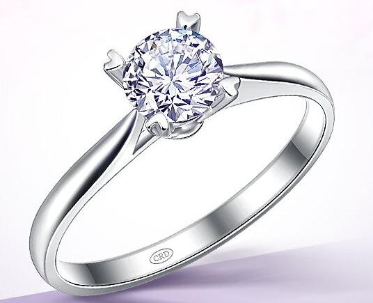 现在一克拉钻石戒指多少钱