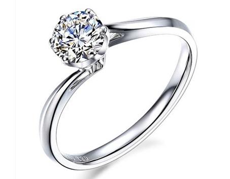 一克拉的钻石戒指要多少钱