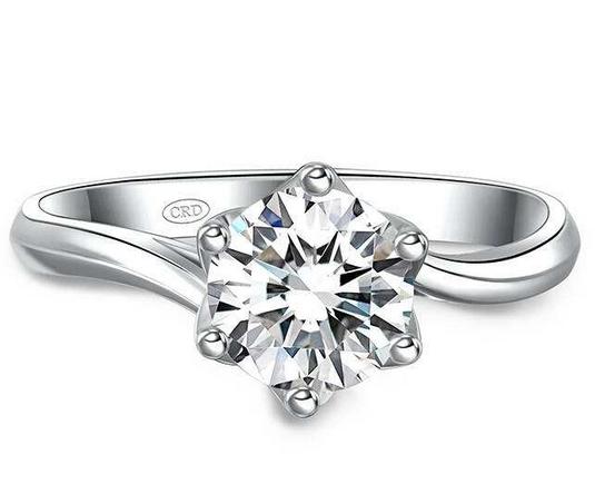 一克拉钻石戒指要多少钱