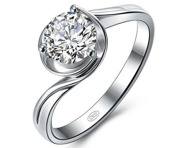 一克拉铂金钻石戒指价格一般是多少