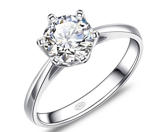 一克拉钻石戒指的价格贵不贵