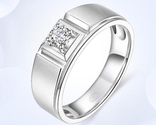 最新男士钻石戒指价格是多少