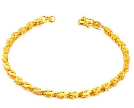 送女士选多大的黄金手链合适
