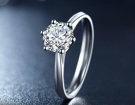 白金戒指的价格贵么