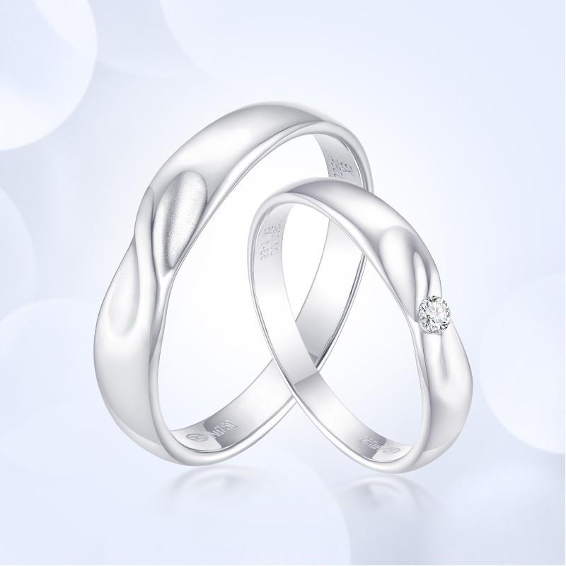情侣戒指的寓意