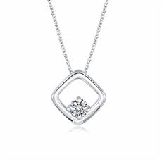 【新品】-钻石吊坠K0784