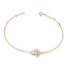 【新品】-钻石手链N0251R